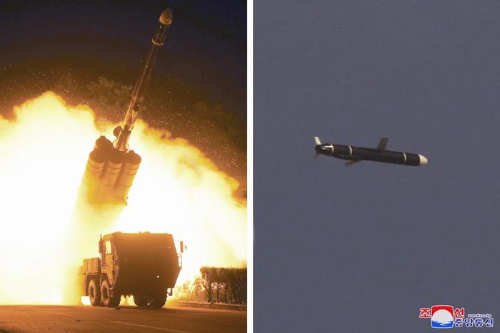 Corea del Nord: test su nuovi missili da crociera